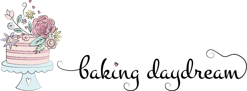 Backblog - baking daydream- Der Blog zum Thema backen - Logo