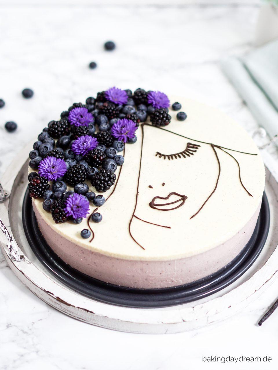 Berry-Cake